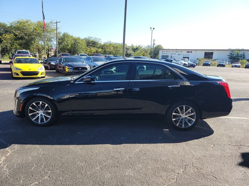 Cadillac CTS Sedan 2016 price $24,900
