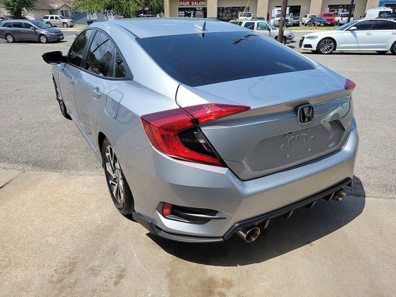 Honda Civic Sedan 2017 price $21,400