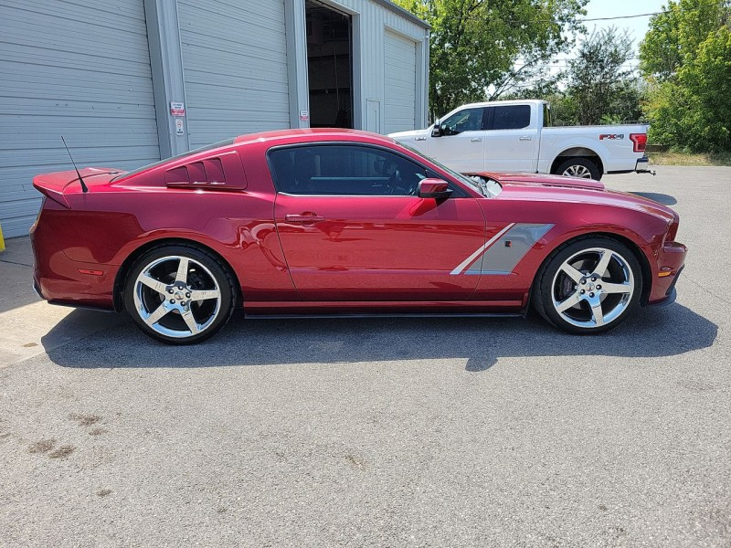 Ford Mustang GT Roush 2014 price $35,000