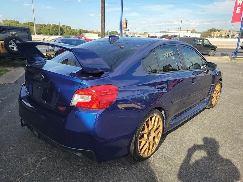 Subaru WRX STI 2016 price $30,500