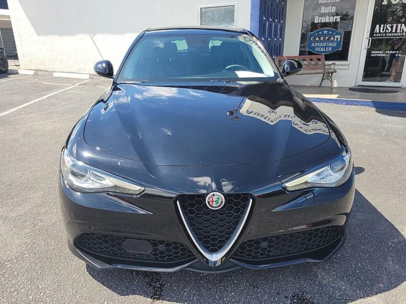 Alfa Romeo Giulia 2018 price $28,750
