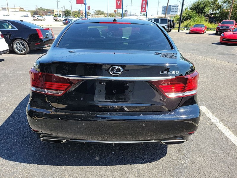 Lexus LS 460 F-Sport 2013 price $25,900