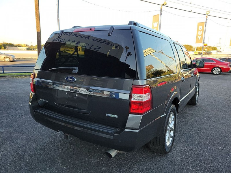 Ford Expedition EL 2015 price $29,850
