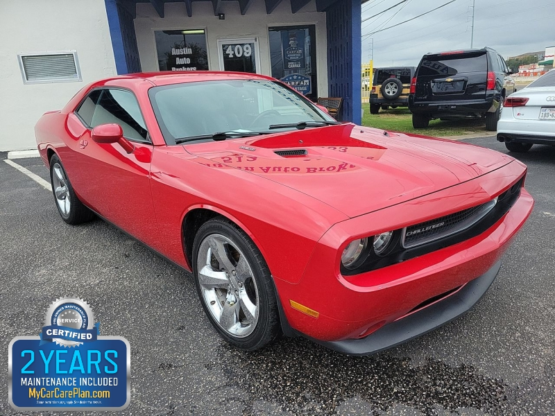 Dodge Challenger R/T 2013 price $20,900