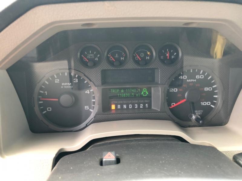 Ford Super Duty F-550 DRW 2010 price $22,900