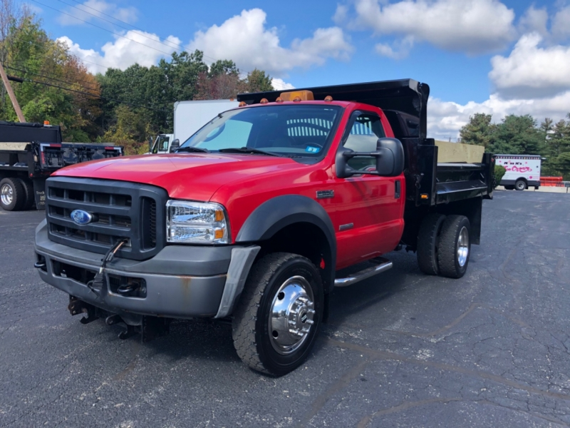 Ford Super Duty F-550 DRW 2006 price $19,500