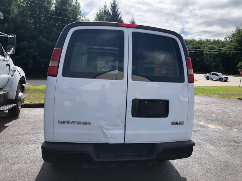 GMC Savana Cargo Van 2008 price $9,900