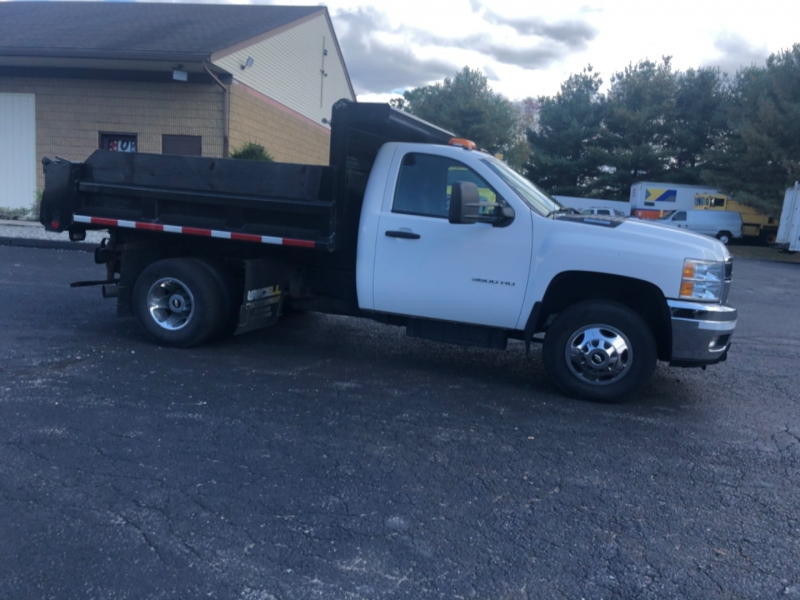 Chevrolet Silverado 3500HD 2012 price $32,900