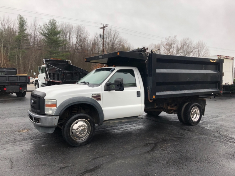 Ford Super Duty F-450 DRW 2008 price $24,500