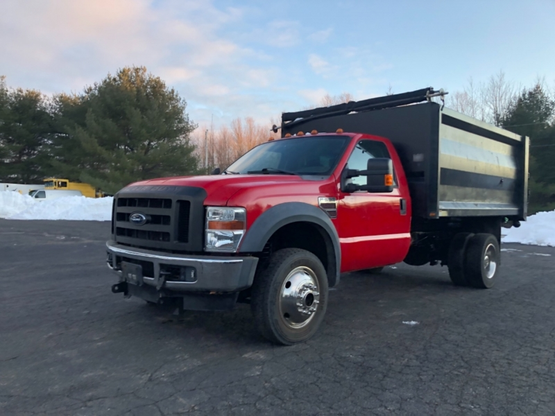 Ford Super Duty F-550 DRW 2009 price $23,900