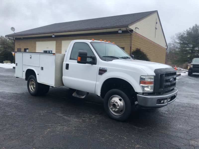 Ford Super Duty F-350 DRW 2008 price $15,900
