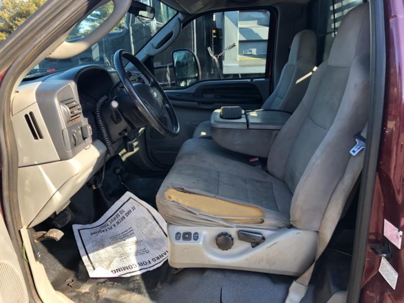Ford Super Duty F-550 DRW 2005 price $21,900