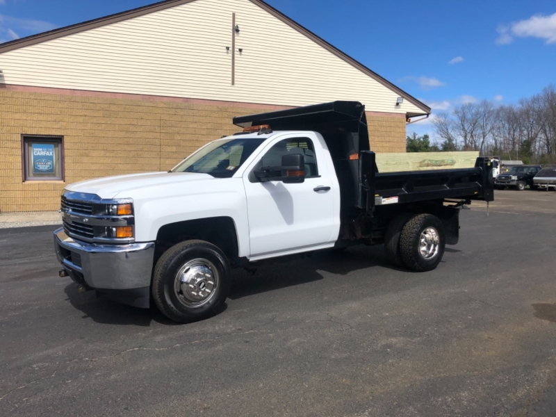 Chevrolet Silverado 3500HD 2017 price $39,900