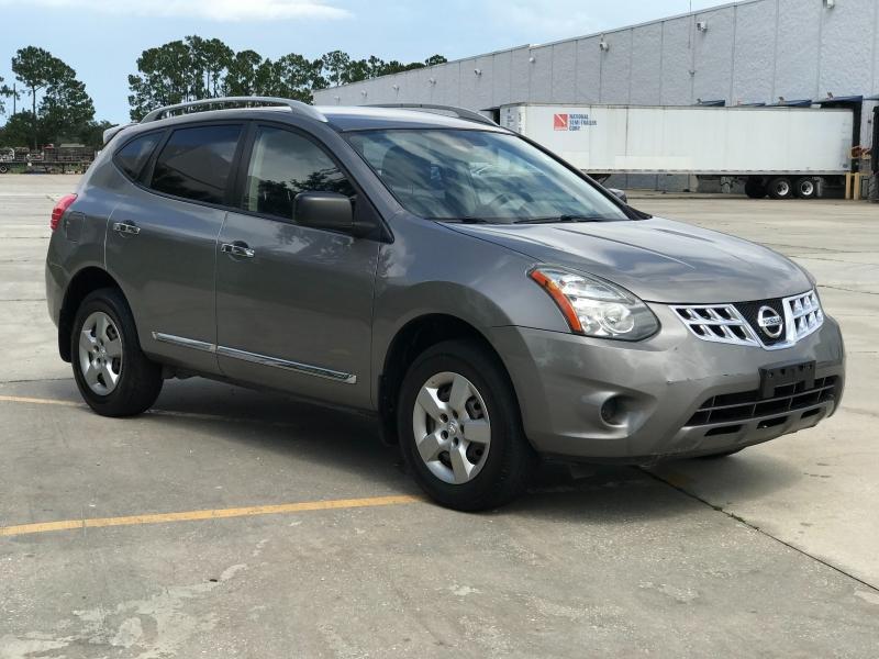 Nissan ROGUE SELECT 2014 price $7,300