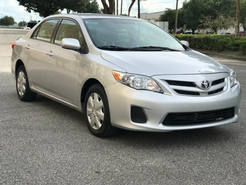 Toyota COROLLA 2011 price $6,990