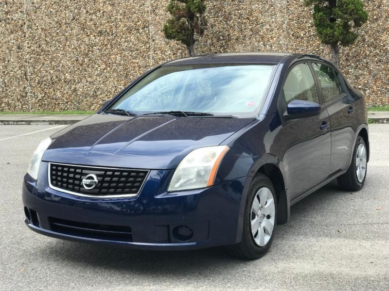 Nissan SENTRA 2008 price $3,200