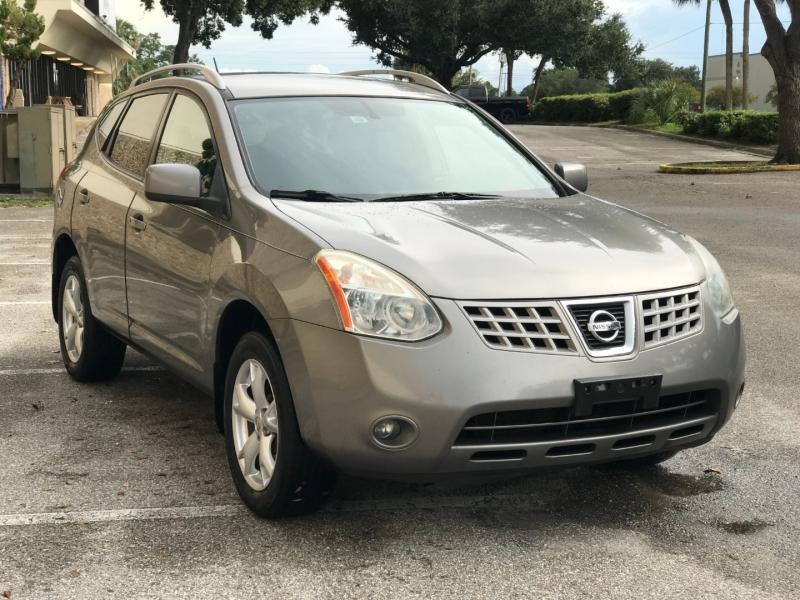 Nissan ROGUE 2008 price $4,500