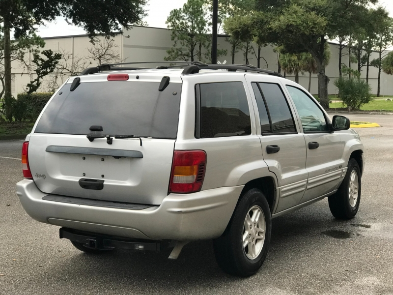 Jeep GRAND CHEROKEE 2004 price $2,500