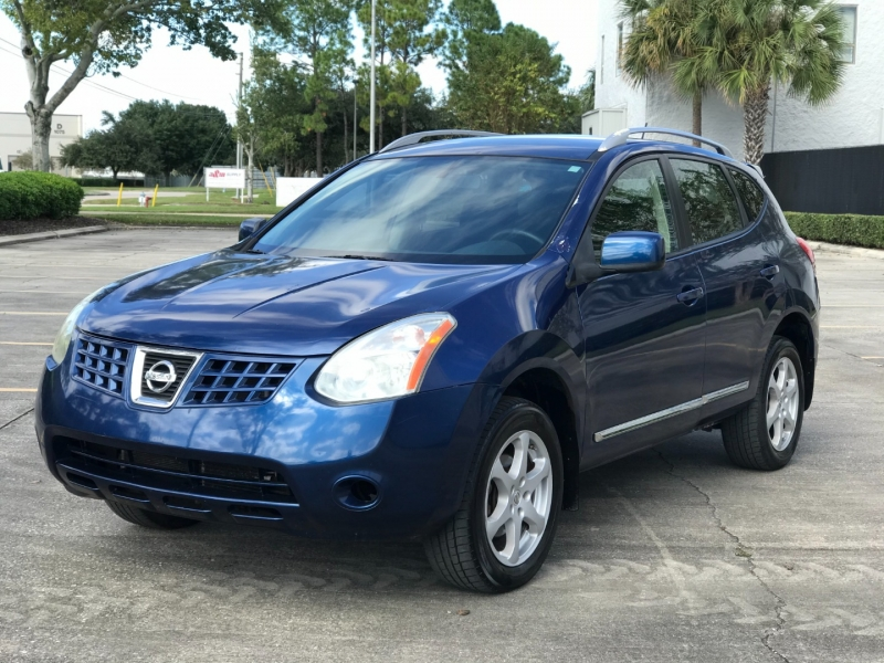 NISSAN ROGUE 2008 price $4,400