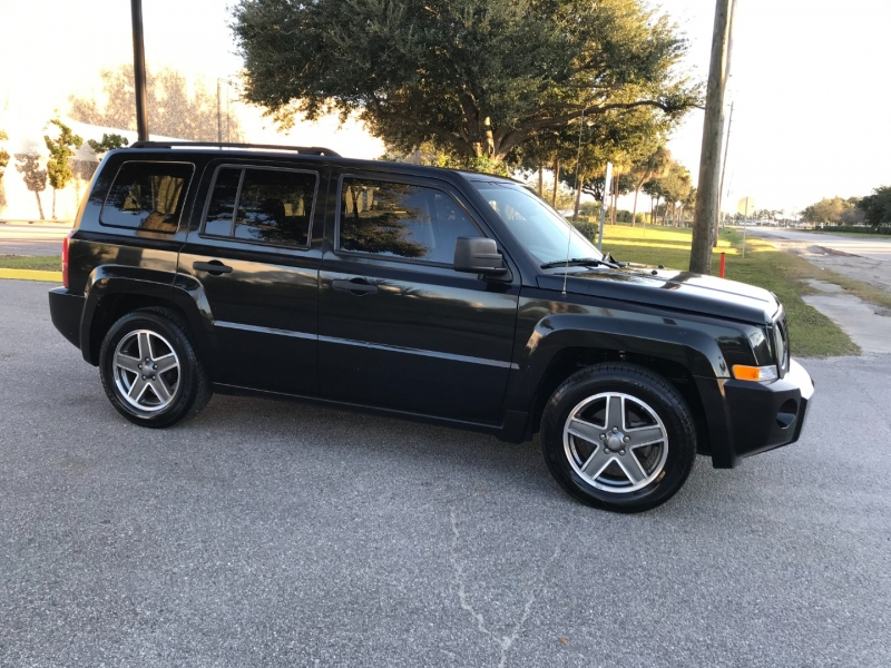 JEEP PATRIOT 2009 price $4,995
