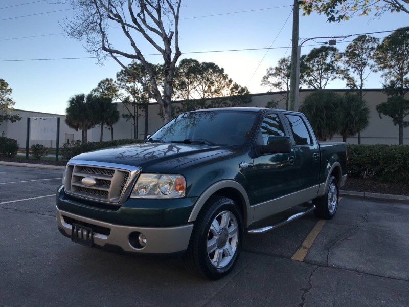 FORD F150 2007 price $10,500