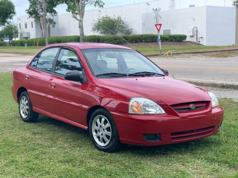KIA RIO 2005 price $1,850