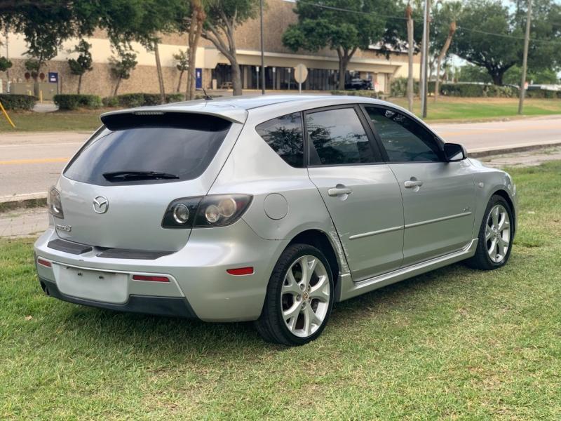MAZDA 3 2007 price $4,500