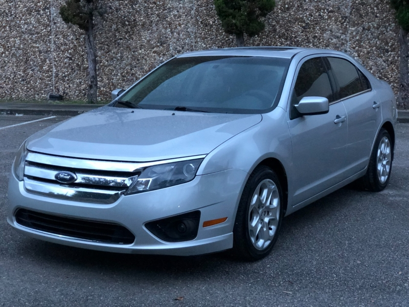 FORD FUSION 2010 price $4,400