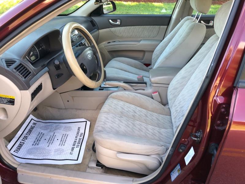 HYUNDAI SONATA 2007 price $3,500
