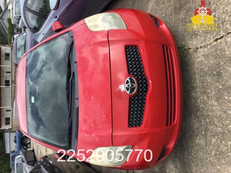 Toyota Yaris 2007 price $3,000