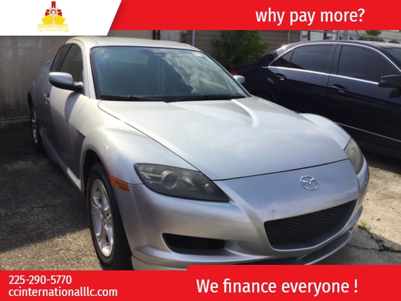 Mazda RX-8 2004 price $4,000
