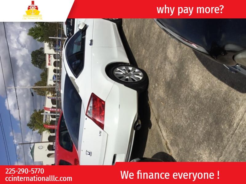 Honda Accord Cpe 2008 price $5,500