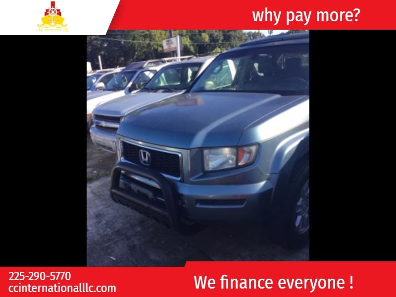 Honda Ridgeline 2006 price $5,500