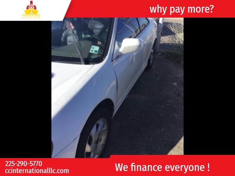 Honda Accord Cpe 2002 price $2,500