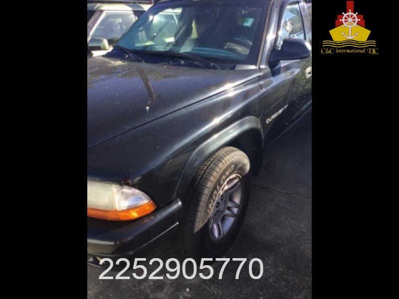 Dodge Durango 2001 price $3,500