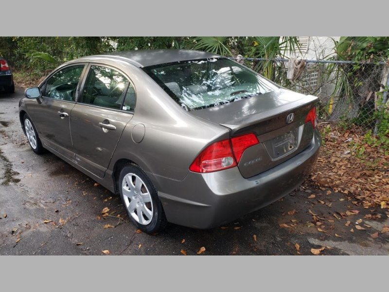 HONDA CIVIC 2008 price $3,750