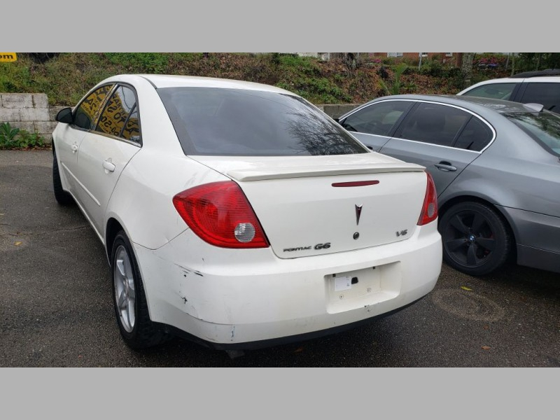 PONTIAC G6 2007 price $2,495