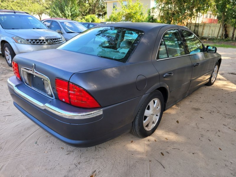 LINCOLN LS 2002 price $2,995