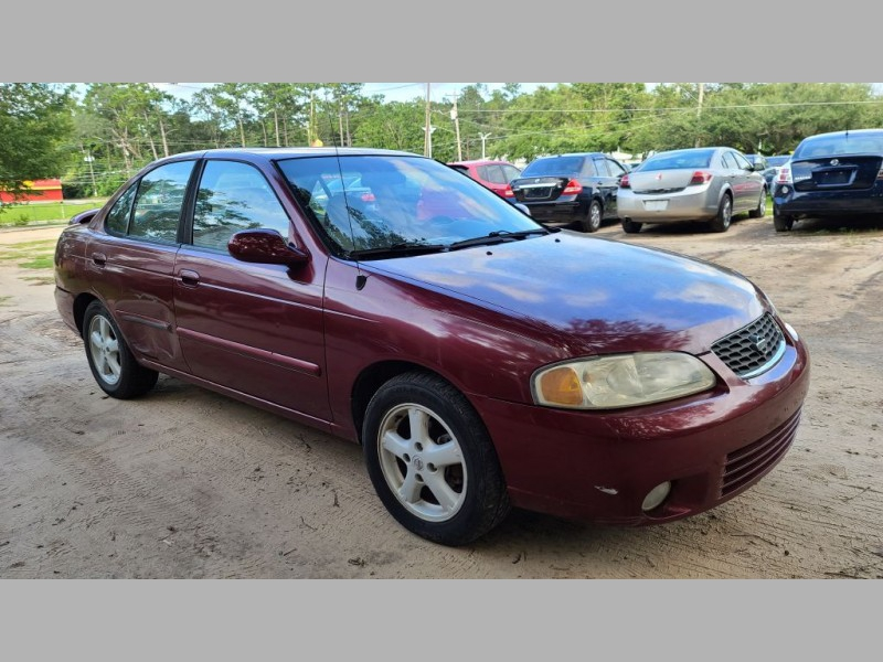 NISSAN SENTRA 2002 price $1,995
