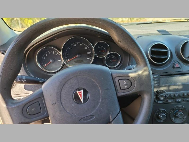 PONTIAC G6 2005 price $1,995