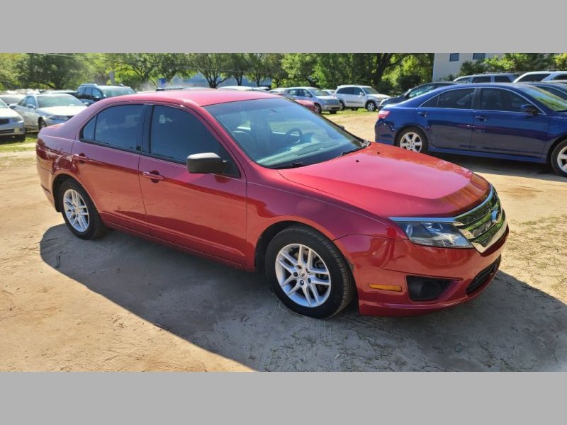FORD FUSION 2012 price $2,995