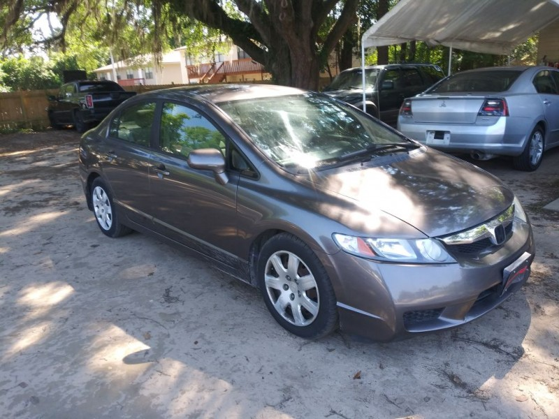 HONDA CIVIC 2011 price $4,995