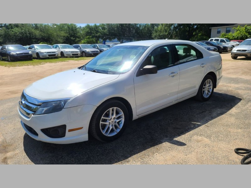 FORD FUSION 2012 price $4,495