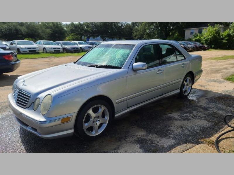 MERCEDES-BENZ E-CLASS 2002 price $2,995