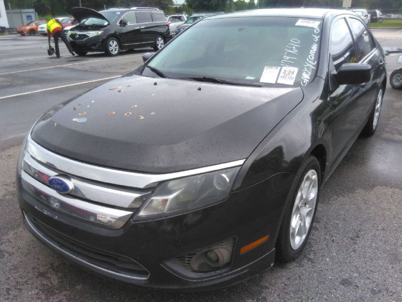 FORD FUSION 2011 price $3,495
