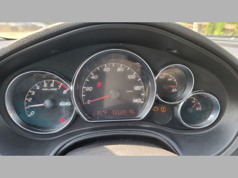 PONTIAC G6 2010 price $2,995