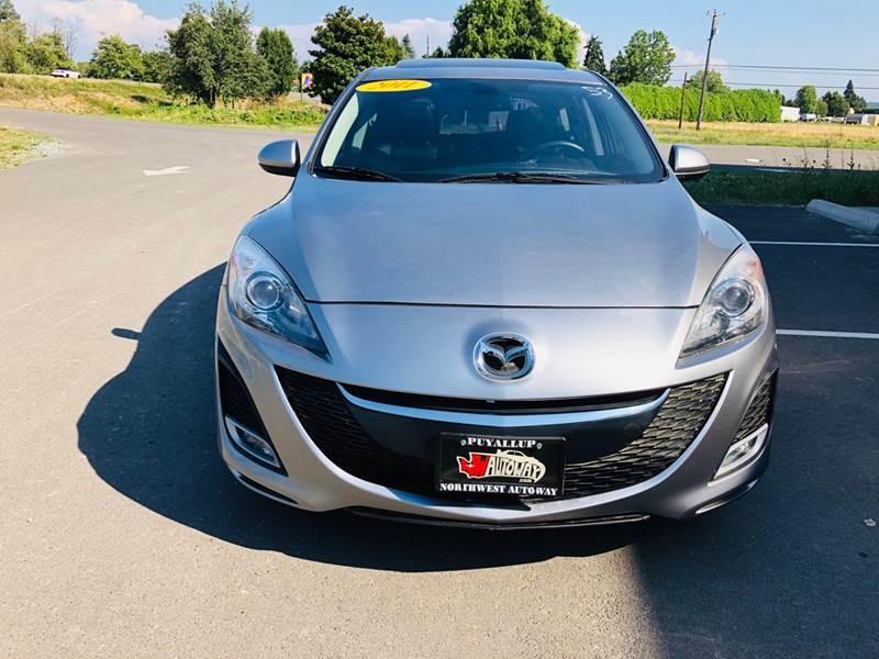 Mazda MAZDA3 2011 price $9,795