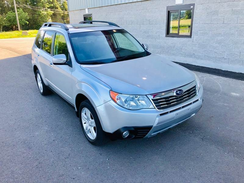 Subaru Forester 2010 price $10,295