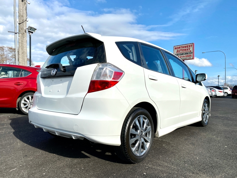 Honda Fit 2013 price $8,450