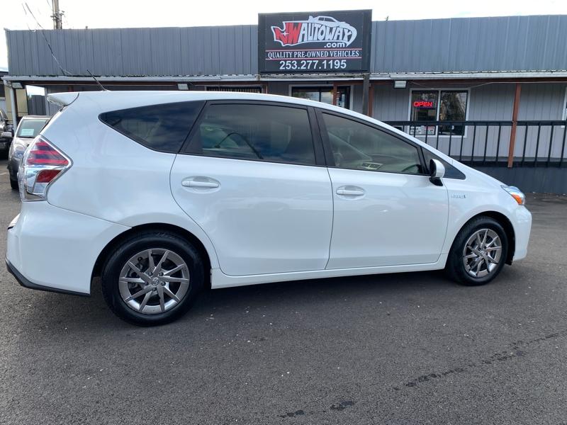 Toyota Prius v 2015 price $13,575